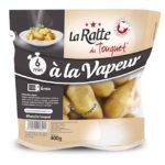 Le sachet express Ratte du Touquet côté vapeur