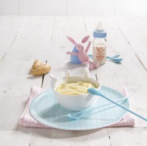 recette de purée pour bébé