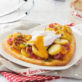 Tartelette de Ratte du Touquet aux échalotes et mimolette