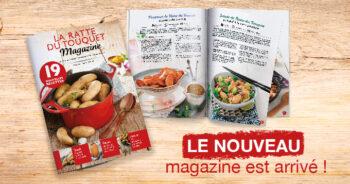 Ratte du Touquet magazine 2020