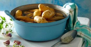 astuces cuisson rapide pommes de terre Ratte du Touquet