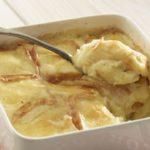 Gratin de purée de pommes de terre au fromage