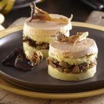 Parmentier forestier de Ratte du Touquet au foie gras & truffes