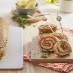 Roulés de saumon aux Ratte du Touquet