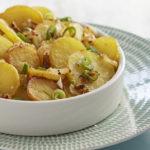 Salade Lyonnaise de Ratte du Touquet