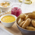 Tapas de Ratte du Touquet & sauces apéritives