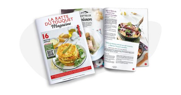 Ratte du Touquet magazine home