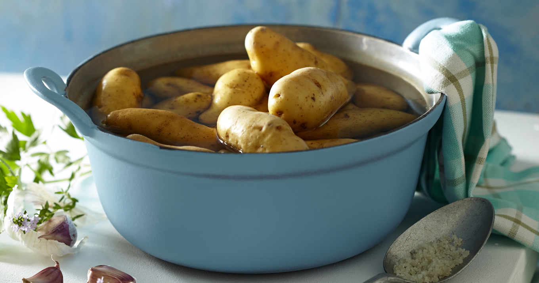 cuisson pommes de terre eau